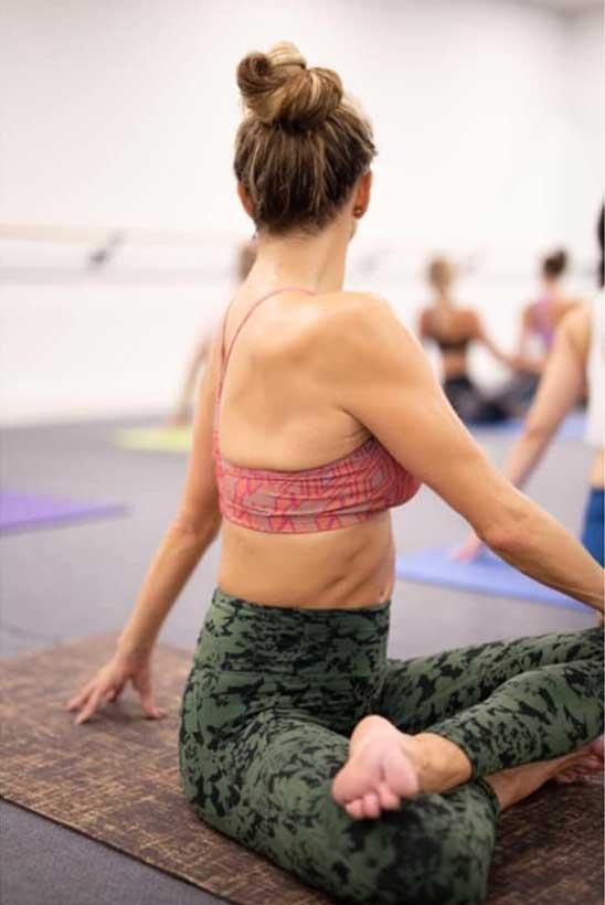 Belinda Holmes Eastside Adelaide Yoga and Pilates