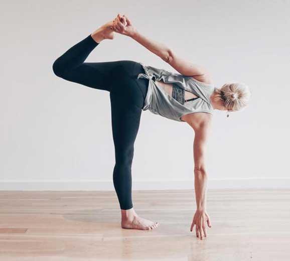 Hotflow Yoga class Adelaide