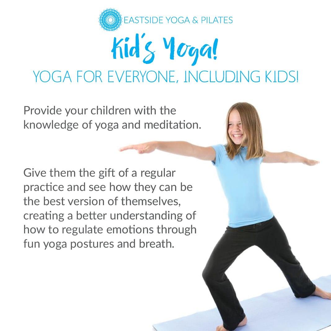 Yoga for everyone including kids, Adelaide kids yoga and pilates